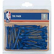 "Team Effort Golden State Warriors 2.75"" Golf Tees - 40 Pack"