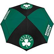"Team Effort Boston Celtics 62"" Windsheer Lite Golf Umbrella"