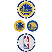Team Effort Golden State Warriors Ball Marker Set