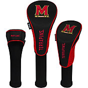 Team Effort Maryland Terrapins Headcovers - 3 Pack