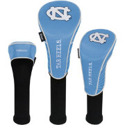 Team Effort North Carolina Tar Heels Headcovers - 3 Pack