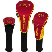 Team Effort Iowa State Cyclones Headcovers - 3 Pack