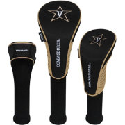 Team Effort Vanderbilt Commodores Headcovers - 3 Pack