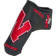 Team Effort Nebraska Cornhuskers Blade Putter Headcover