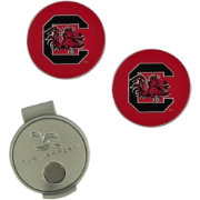 Team Effort South Carolina Gamecocks Hat Clip and Ball Markers Set