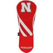 Team Effort Nebraska Cornhuskers Hybrid Headcover