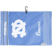 Team Effort North Carolina Tar Heels Face/Club Jacquard Golf Towel