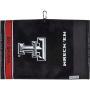 Team Effort Texas Tech Red Raiders Face/Club Jacquard Golf Towel