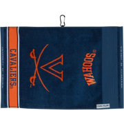 Team Effort Virginia Cavaliers Face/Club Jacquard Golf Towel