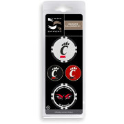 Team Effort Cincinnati Bearcats Ball Marker Set