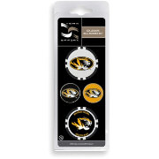 Team Effort Missouri Tigers Ball Marker Set