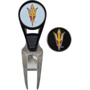 Team Effort Arizona State Sun Devils CVX Divot Tool and Ball Marker Set