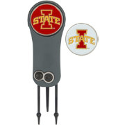 Team Effort Iowa State Cyclones Switchblade Divot Tool and Ball Marker Set