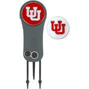 Team Effort Utah Utes Switchblade Divot Tool and Ball Marker Set