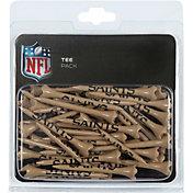 """Team Effort New Orleans Saints 2.75"""" Golf Tees - 40 Pack"""