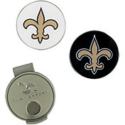 Team Effort New Orleans Saints Hat Clip and Ball Markers Set