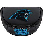 Team Effort Carolina Panthers Mallet Putter Headcover