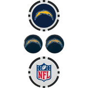 Team Effort Los Angeles Chargers Ball Marker Set