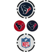 Team Effort Houston Texans Ball Marker Set