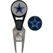 Team Effort Dallas Cowboys CVX Divot Tool and Ball Marker Set