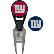 Team Effort New York Giants CVX Divot Tool and Ball Marker Set