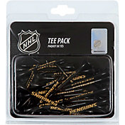 "Team Effort Pittsburgh Penguins 2.75"" Golf Tees - 40 Pack"