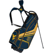 Team Effort West Virginia Mountaineers Gridiron III Stand Bag