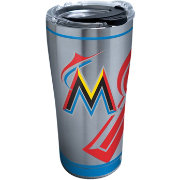 Tervis Miami Marlins 20oz. Stainless Steel Tumbler