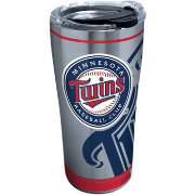 Tervis Minnesota Twins 20oz. Stainless Steel Tumbler