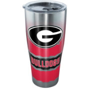 Tervis Georgia Bulldogs 30oz. Stainless Steel Tumbler
