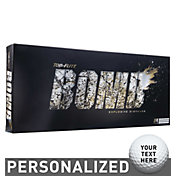 Top Flite Bomb Personalized Golf Balls – 24 Pack