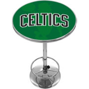 Trademark Global Boston Celtics Fade Logo Pub Table