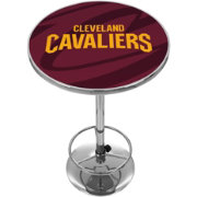 Trademark Global Cleveland Cavaliers Fade Logo Pub Table
