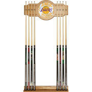 Trademark Global Los Angeles Lakers Basketball Club Cue Rack