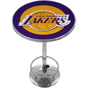 Trademark Global Los Angeles Lakers Chrome Pub Table