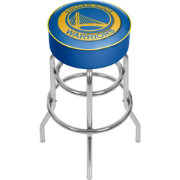 Trademark Global Golden State Warriors Padded Bar Stool
