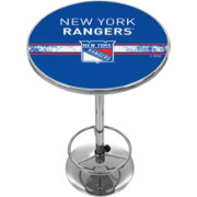 Trademark Global New York Rangers Chrome Pub Table