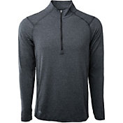 TravisMathew Men's Yanks ¼ Zip Golf Pullover