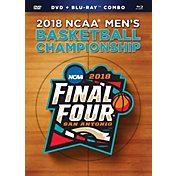 Villanova Wildcats 2018 Men's Basketball National Champions DVD & Blu-Ray Combo