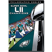 Super Bowl LII Champions Philadelphia Eagles DVD