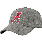 Top of the World Men's Alabama Crimson Tide Grey Jones Adjustable Hat