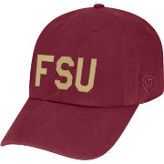 Top of the World Men's Florida State Seminoles Garnet District Adjustable Hat