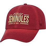 Top of the World Men's Florida State Seminoles Garnet Lockers Adjustable Hat