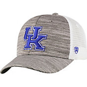 Top of the World Men's Kentucky Wildcats Grey Warmup Adjustable Hat