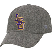 Top of the World Men's LSU Tigers Grey Jones Adjustable Hat