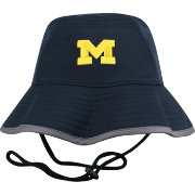 Top of the World Men's Michigan Wolverines Blue Bucket Hat