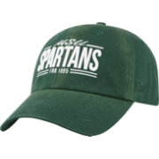 Top of the World Men's Michigan State Spartans Green Lockers Adjustable Hat