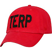 Top of the World Men's Maryland Terrapins Red District Adjustable Hat