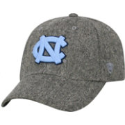 Top of the World Men's North Carolina Tar Heels Grey Jones Adjustable Hat
