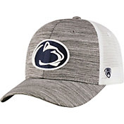 Top of the World Men's Penn State Nittany Lions Grey Warmup Adjustable Hat